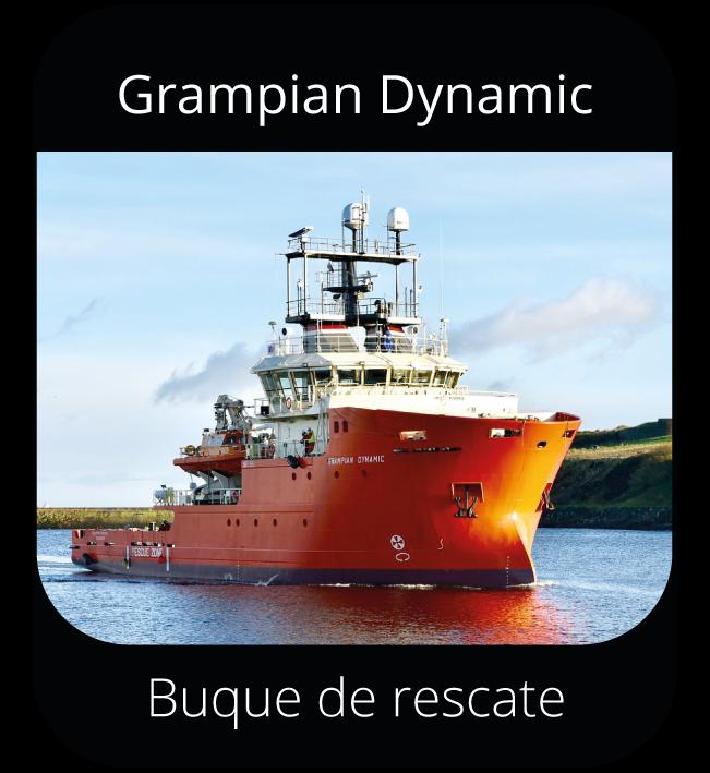 Grampian Dynamic - Buque de rescate