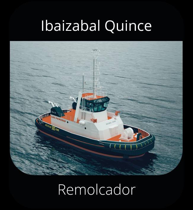 Ibaizabal Quince - Remolcador