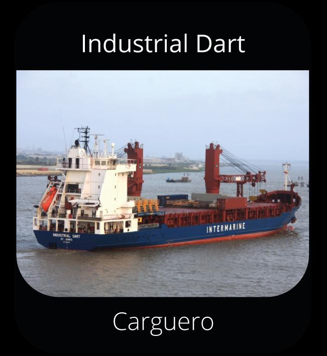 Industrial Dart - Carguero