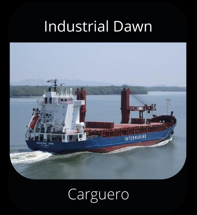 Industrial Dawn - Carguero