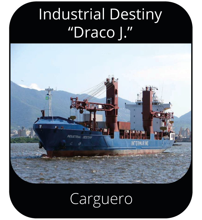 "Industrial Destiny ""DracoJ."" - Carguero"