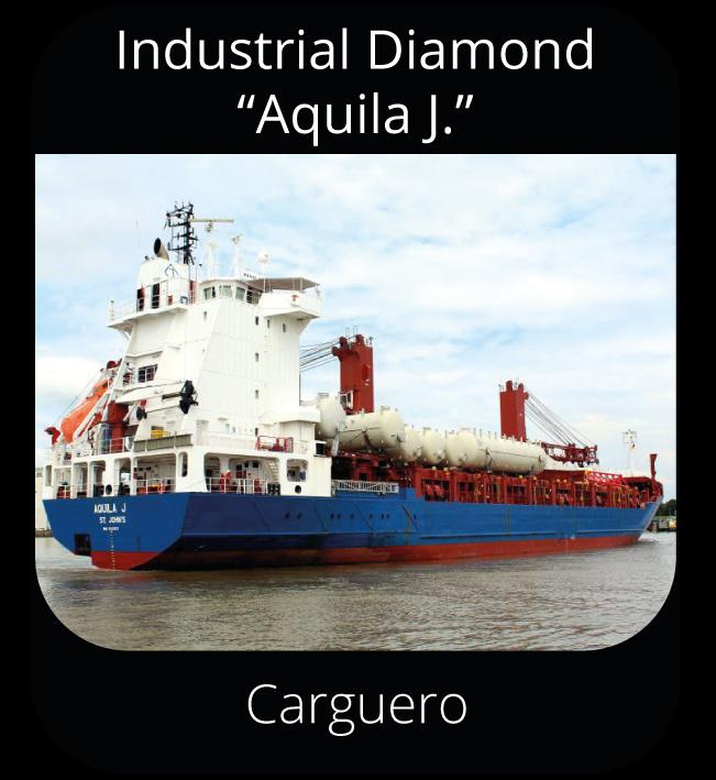 "Industrial Diamond ""Aquila J."" - Carguero"