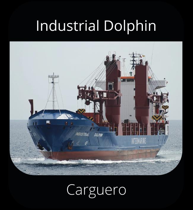 Industrial Dolphin - Carguero