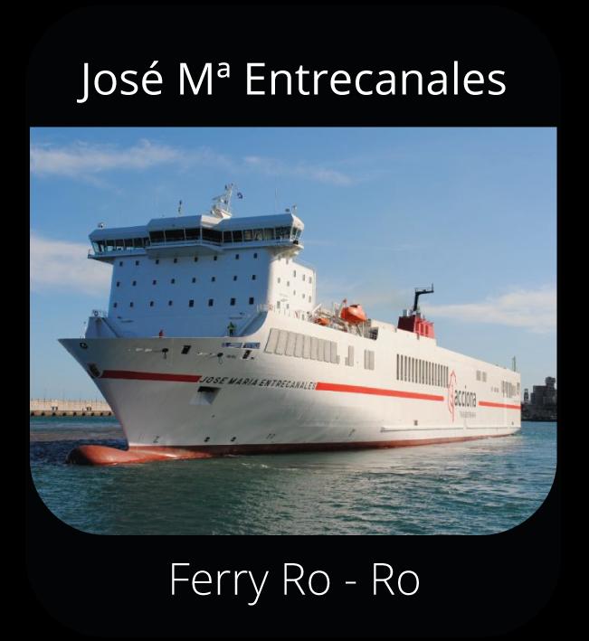 José Mª Entrecanales - Ferry Ro-Ro