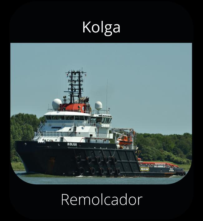 Kolga - Remolcador