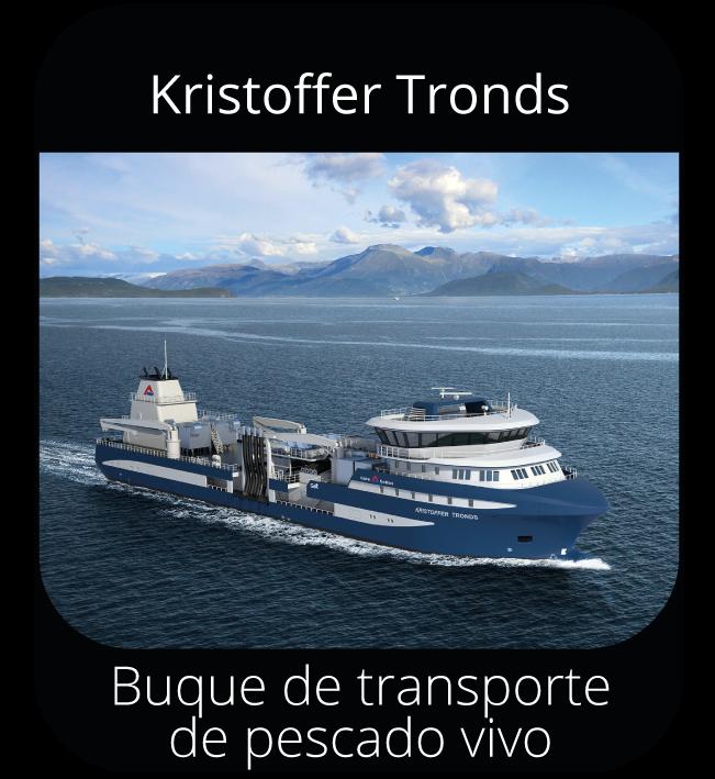 Kristoffer Tronds - Buque de transporte de pescado vivo