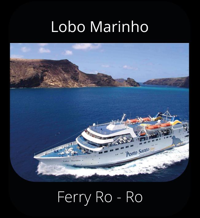 Lobo Marinho - Ferry Ro-Ro
